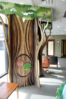Walnut Creek Pediatric Dentistry tree