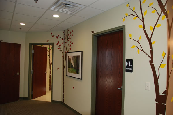 Walnut Creek Pediatric Dentistry rooms