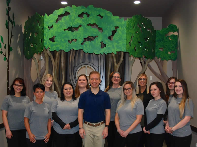 Walnut Creek Pediatric Dentistry staff