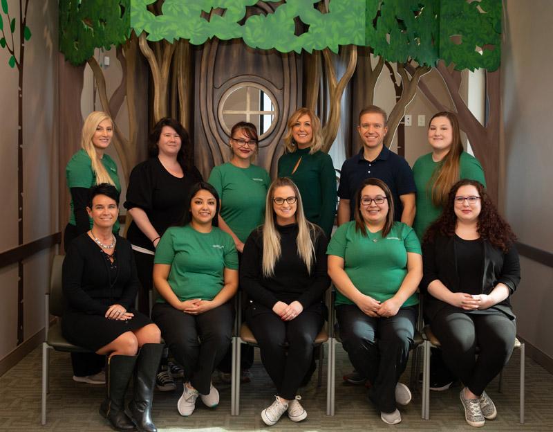 Walnut Creek Pediatric Dentistry staff